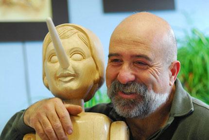 Bartolucci e Pinocchio